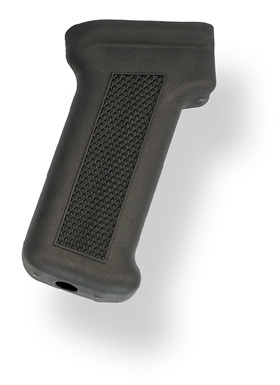 AK Pistol Grip, Standard Shape, Improved, U.S. Made