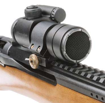 Killflash A.R.D. Aimpoint, Mini-14 scout mount