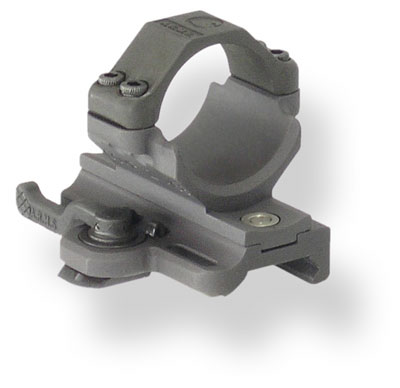 ARMS #22M68 30mm throw lever ring for Aimpoint Comp