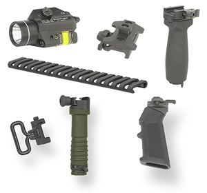 Forend Rail-Mount Accessories